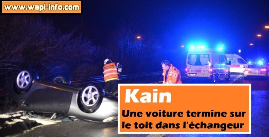 kain voiture echangeur
