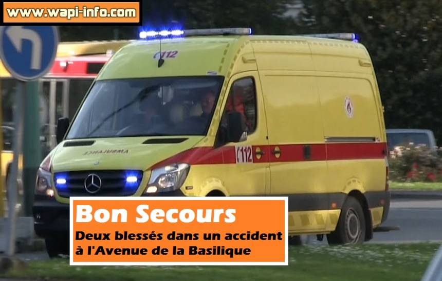 Bon Secours accident