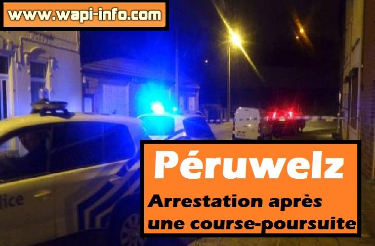 arrestation course poursuite