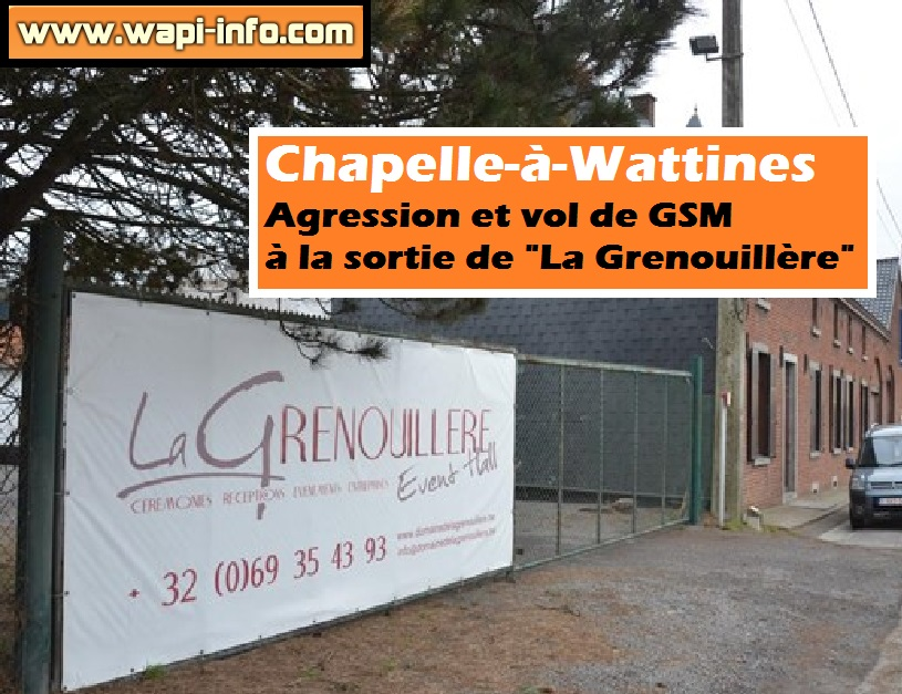 grenouillere agression vol