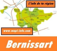 Bernissart : des coups de feux à la cité du Préau
