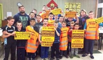 Blandain : vol de camionette et argent à l'internat Don Bosco après l'opération oranges
