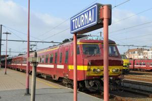 Bxl-Tournai-Mons : galère sur le rail - merci la météo