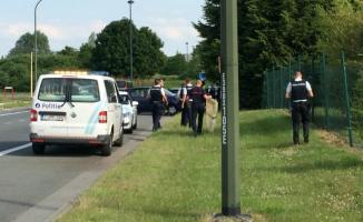 Mouscron : les malfaiteurs ont foncé sur le policier qui a tiré