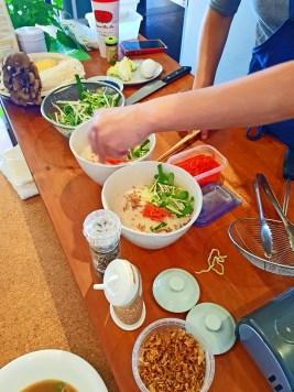 Osaka Cooking Class - Mushroom soup