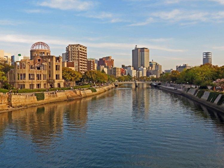 Hiroshima Peace Memorial, Japan