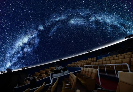 Lake Biwa Marriott - Planetarium