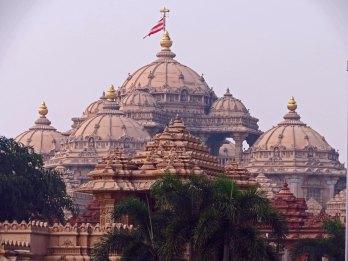 Akshardham temple, New Delhi, India