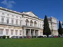 Palacio Ajuda Lisboa, Portugal