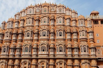 Palace Of Winds, Jaipur, India