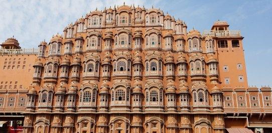 Palace Of Winds, Jaipur, India