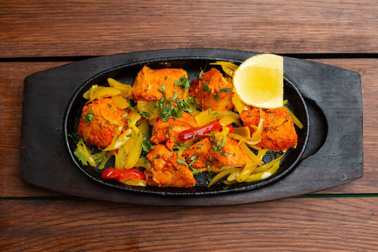 Indian Food Tandoori