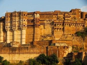 Mehrangarh Fort Jodhpur, India