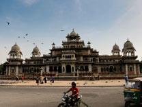 Albert Hall Jaipur, India