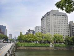 Hotel Sunroute Hiroshima Japan