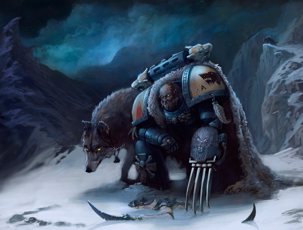 Tactical Thoughts About Space Wolves Champions Of Fenris