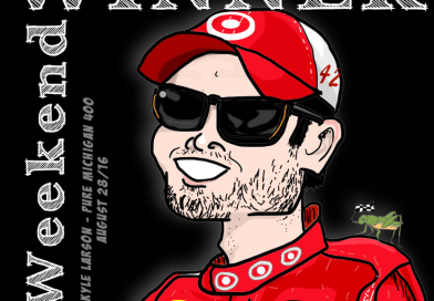 Weekend Winner – Kyle Larson