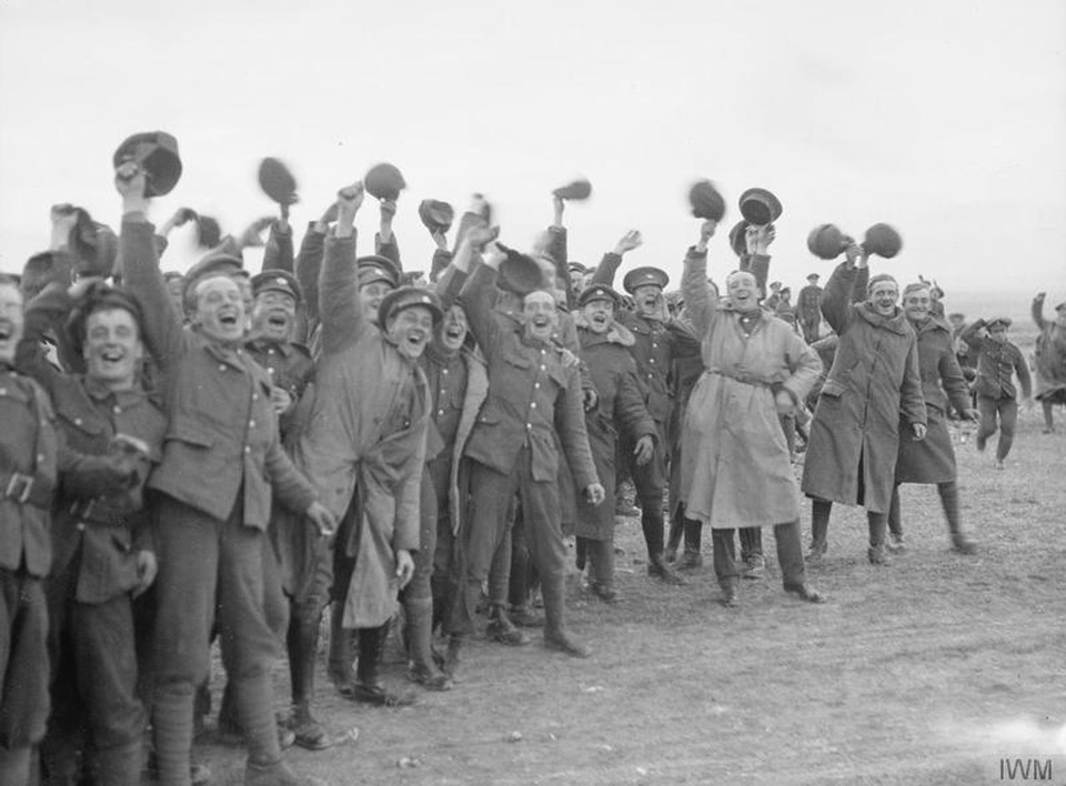 """WW1 """"Christmas Truce"""" in photos – War and Media Network"""