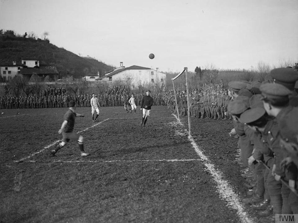 3 1918 fanshawe cup match - Wwi Christmas Truce