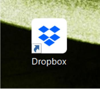 Dropboxのアプリで資料は取り出しやすくしよう。