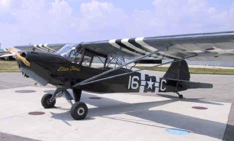 Aeronca L3 Grasshopper For Sale