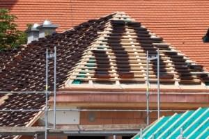 designed roof