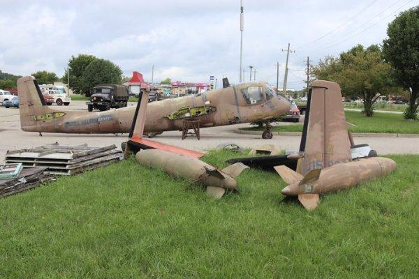 freeman army airfield museum freeman field flying - 720×480
