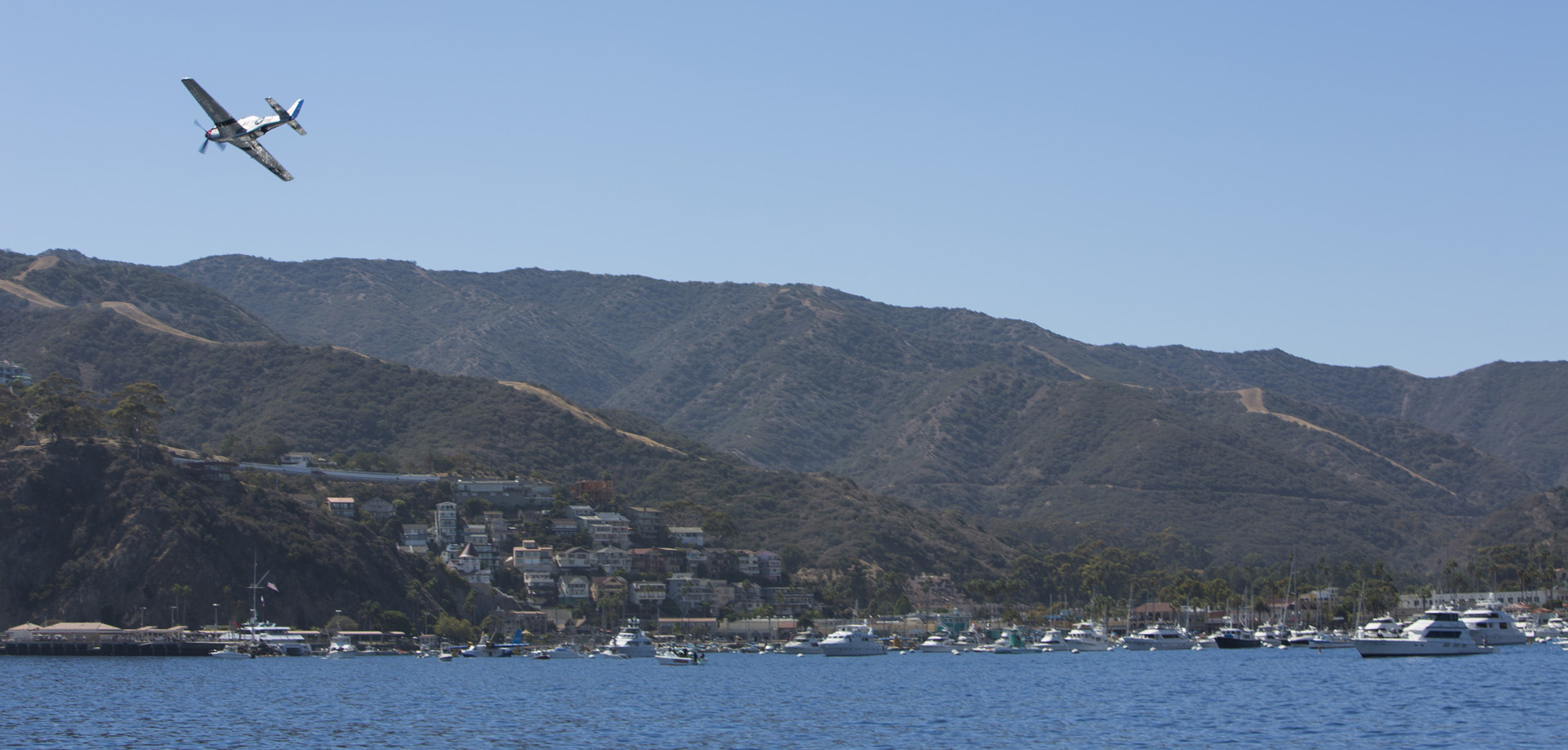 Water Taxi To Catalina Island From Long Beach
