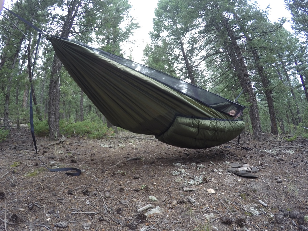Yeti Underquilts For Wilderness Hammocks