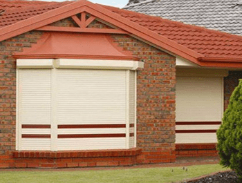 modern manual roller shutters