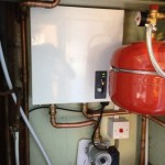 9KW Electric Boiler Installation.