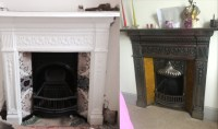 Fireplace Restoration | Ward Antique Fireplaces