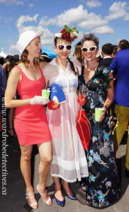Kim Flanagan and friends, Packwood Grand 2015 style