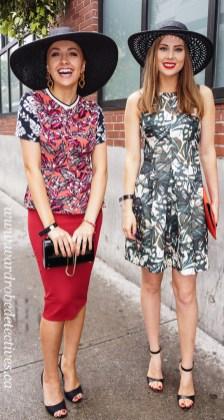 Gabi Conac & Julia Digori, Packwood Grand 2015 style