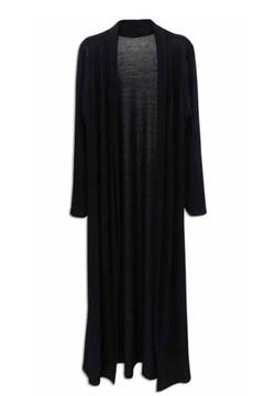 Floor Length Cardigan  WardrobeMagcom