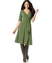 donna morgan dress tall boot