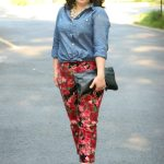 Thursday – Chambray with Floral