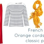 Ask Allie: Styling Orange Pants