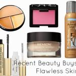 Recent Beauty and Style Buys Recap