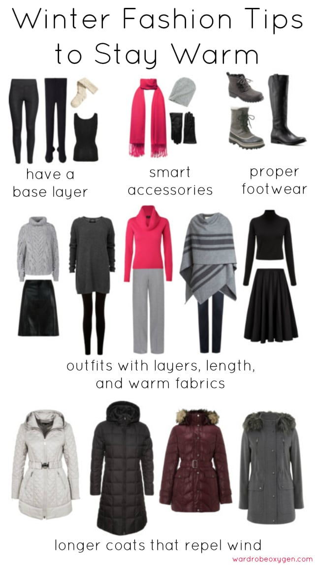 cold weather fashion how to stay stylish and warm tips