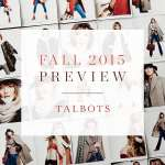 Talbots Fall 2015 Lookbook Sneak Peek