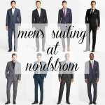 Men's Suiting at Nordstrom [Sponsored]
