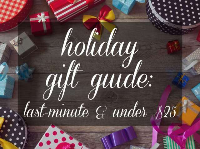 Last Minute Gift Ideas - Free Shipping and Will Arrive in time for Christmas!