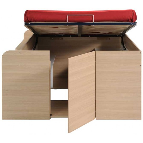 Parisot Space Up Bed
