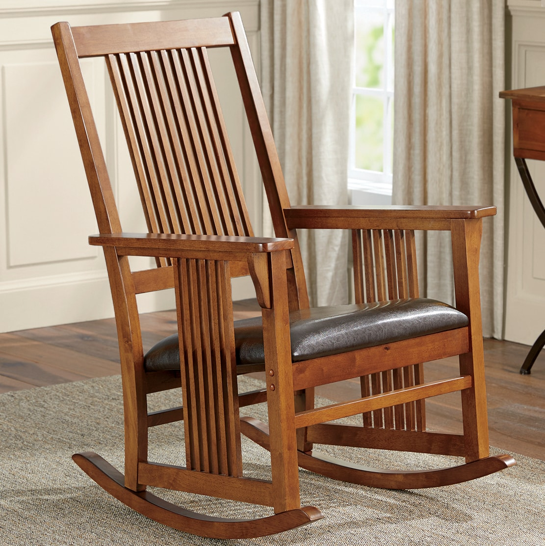 unfinished wood rocking chair glider accessories solid kloris montgomery ward