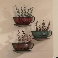 3-Piece Coffee House Wall Art Set | Montgomery Ward