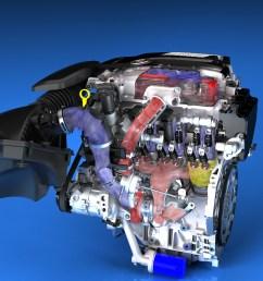 airflow of u002714 cadillac cts 3 6l twin turbo lf3 v 6 wardsautogm 6 0 engine diagram 20 engine diagram of 02 gmc 6 0 duramax  [ 3000 x 2400 Pixel ]