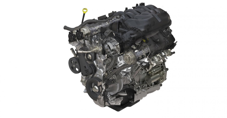 hight resolution of chryslerrsquos pentastar v6 wins second year on wardrsquos 10 best engines list