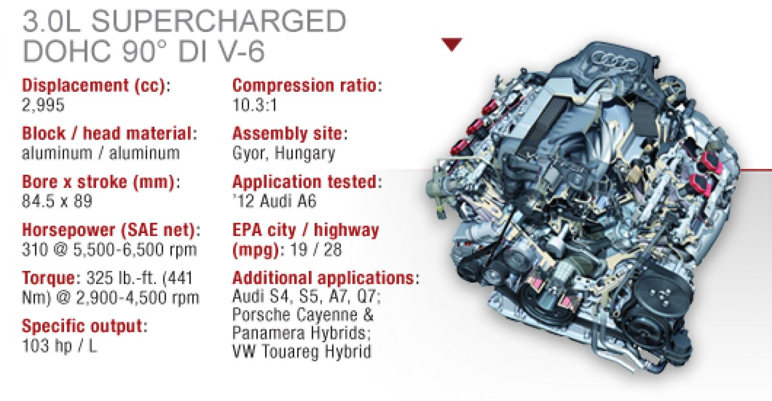 hight resolution of audi 3 0l tfsi supercharged dohc v 6