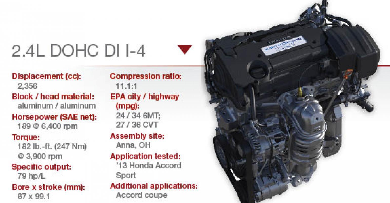 hight resolution of honda 2 4l dohc i 4
